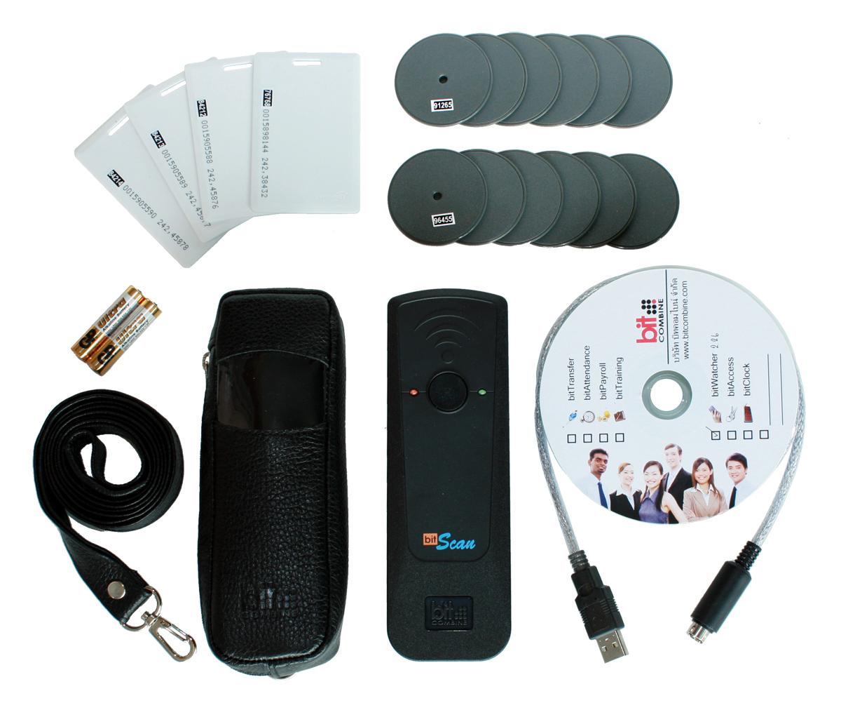 นาฬิกายาม-bitScan-standard-set