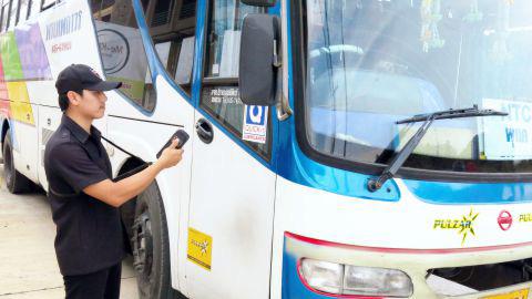 ระบบนับเที่ยววิ่งรถ-รถบัส-รถตู้