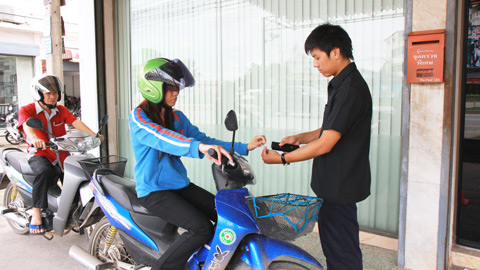 ระบบนับเที่ยววิ่งรถ-จักรยานยนต์